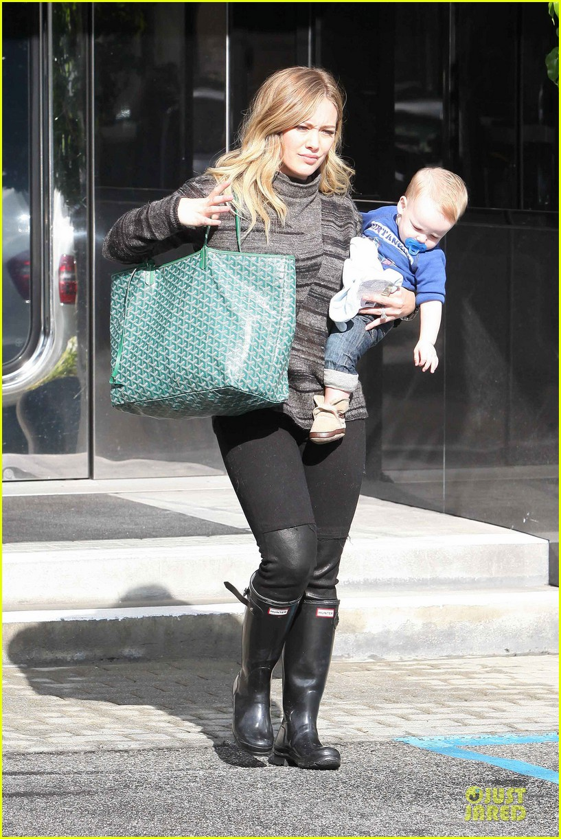 hilary duff shares moments with her little dogs 072769346