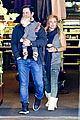 hilary duff mike comrie shopping baby luca 06