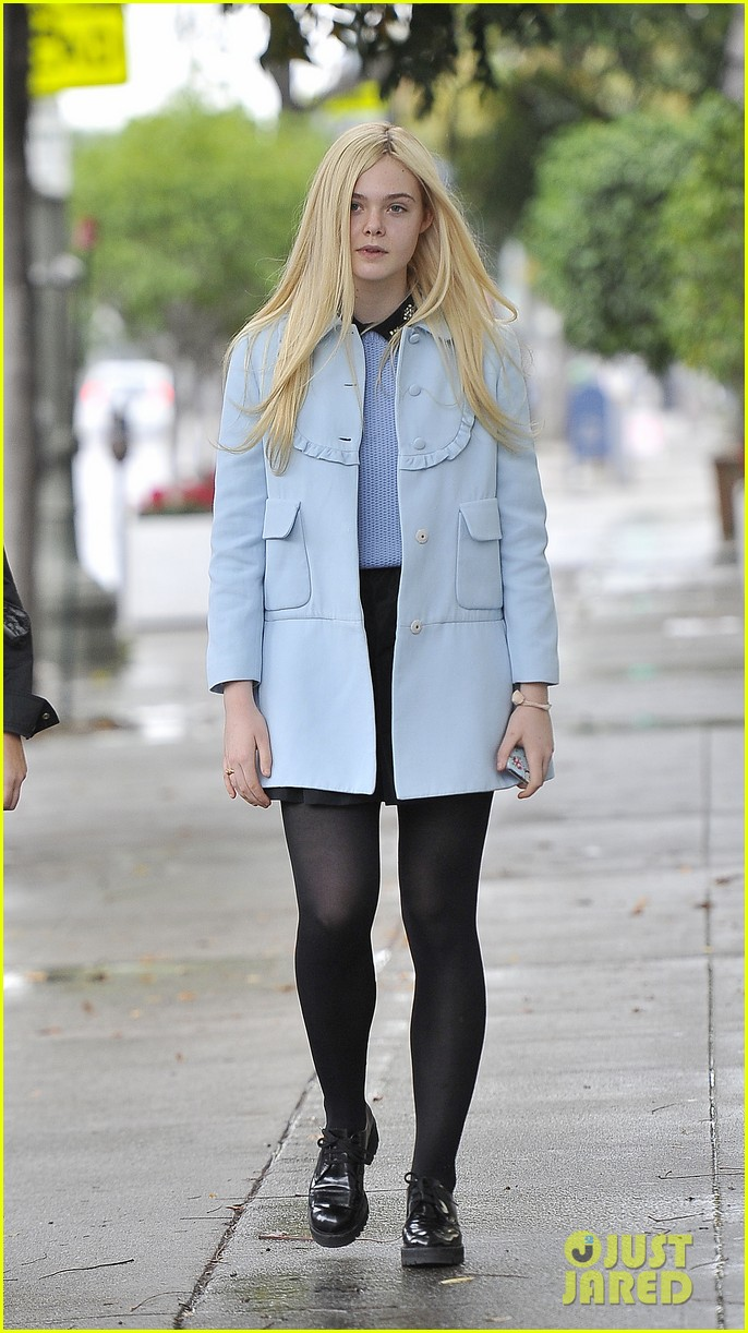 elle fanning milky way lunch 012777219