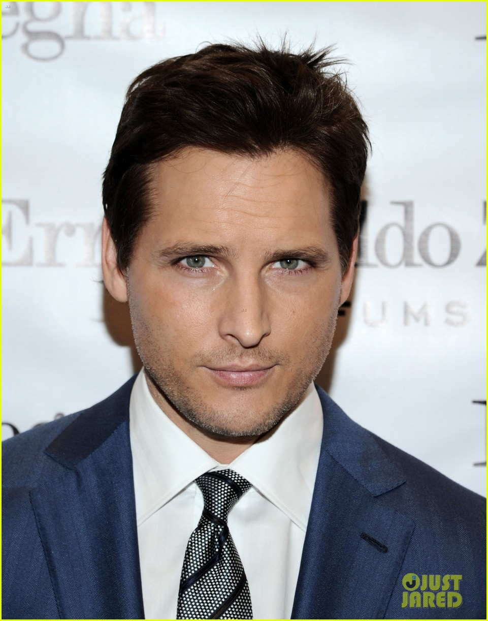 peter facinelli ermenegildo zegnas essenze launch 072768914