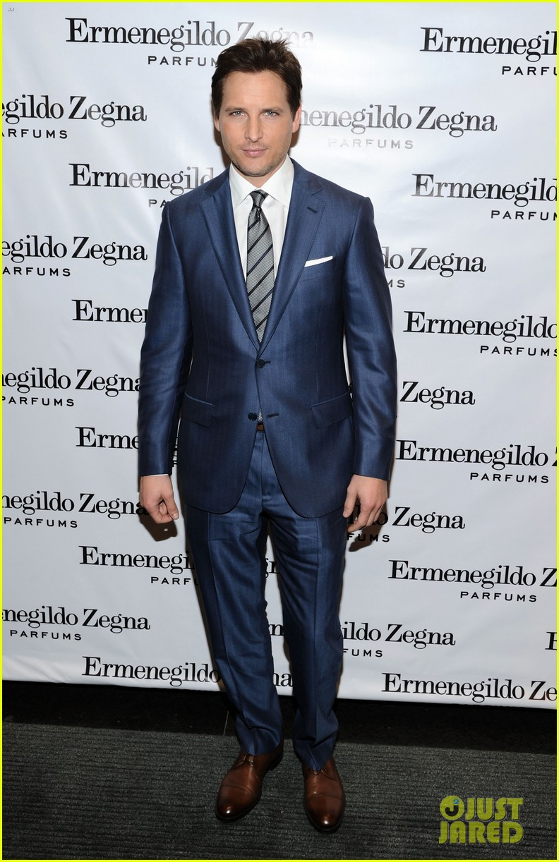 peter facinelli ermenegildo zegnas essenze launch 112768918