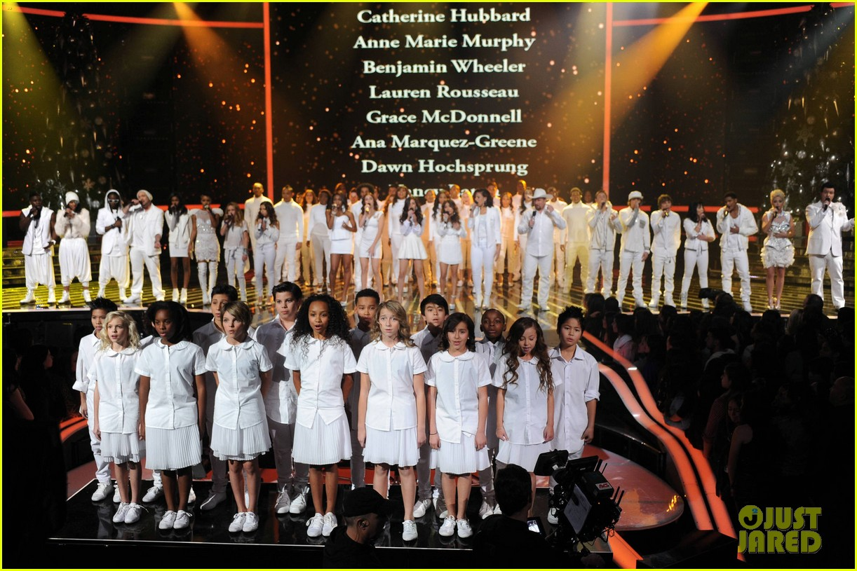 x factor you are not alone newtown shooting victims tribute watch now 03