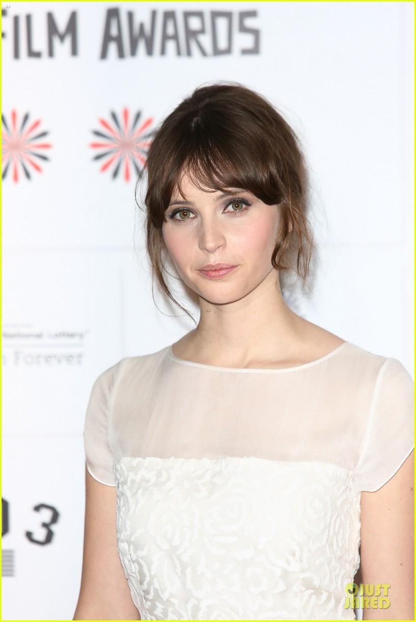 elle fanning & felicity jones british independent film awards 2012 042772528