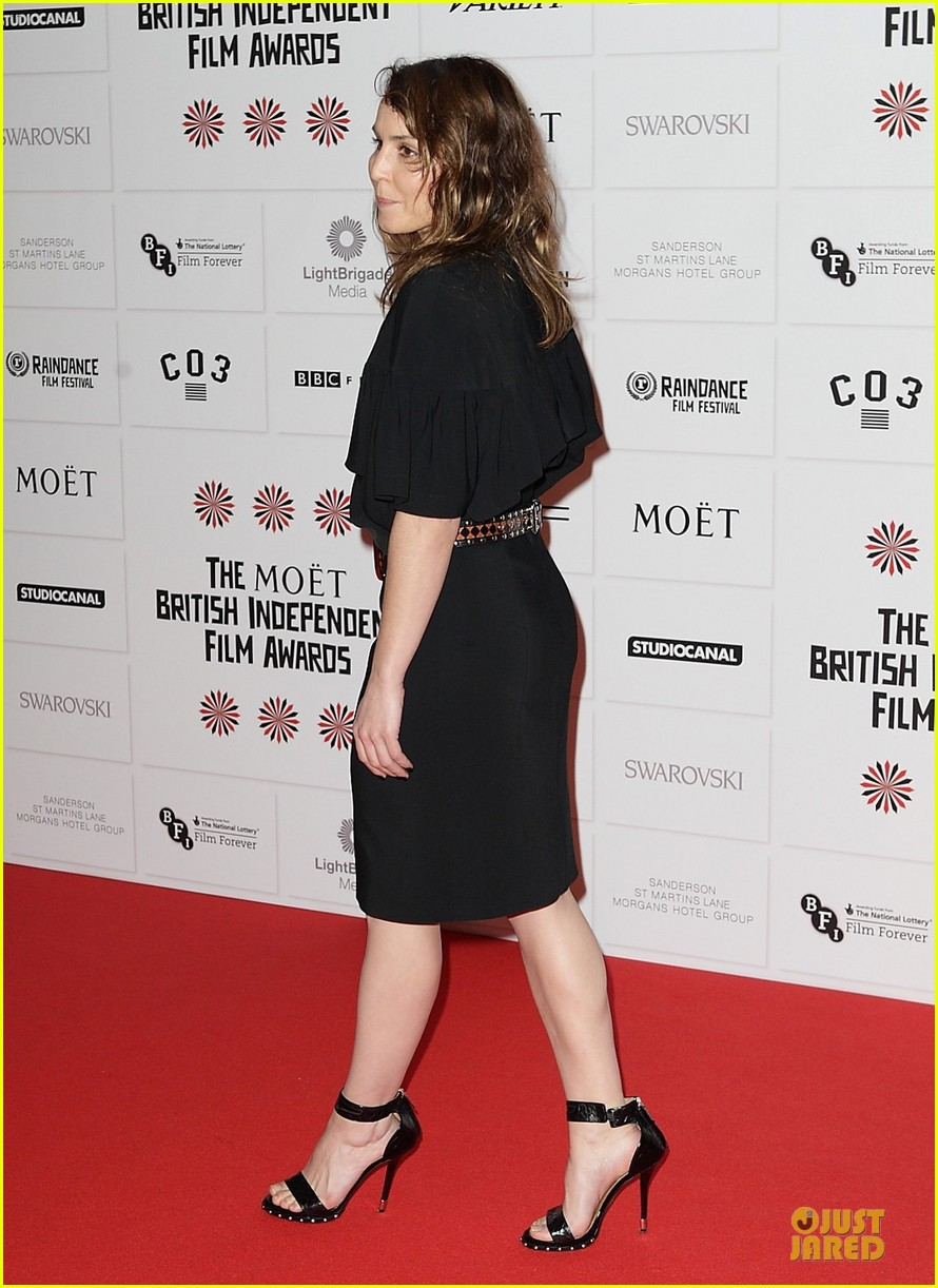 elle fanning & felicity jones british independent film awards 2012 122772536