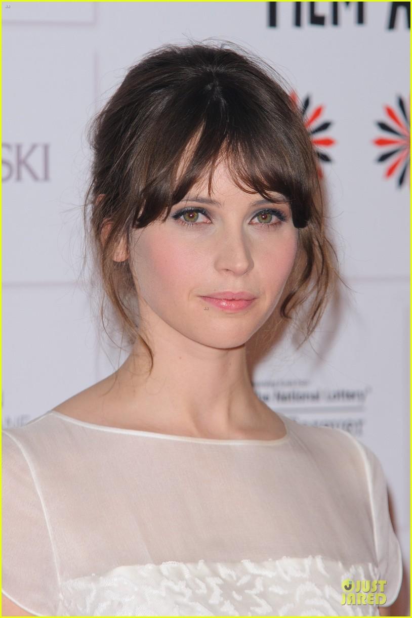 elle fanning & felicity jones british independent film awards 2012 132772537