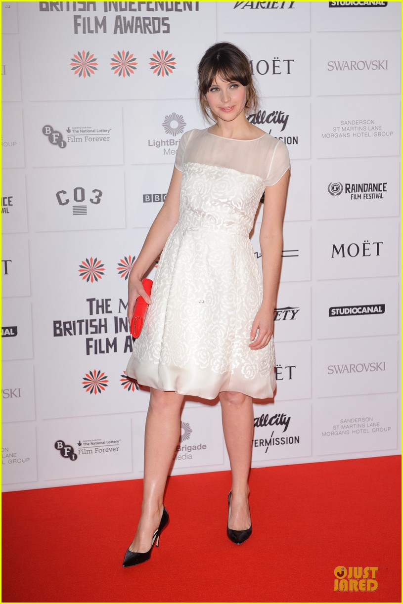 elle fanning & felicity jones british independent film awards 2012 162772540