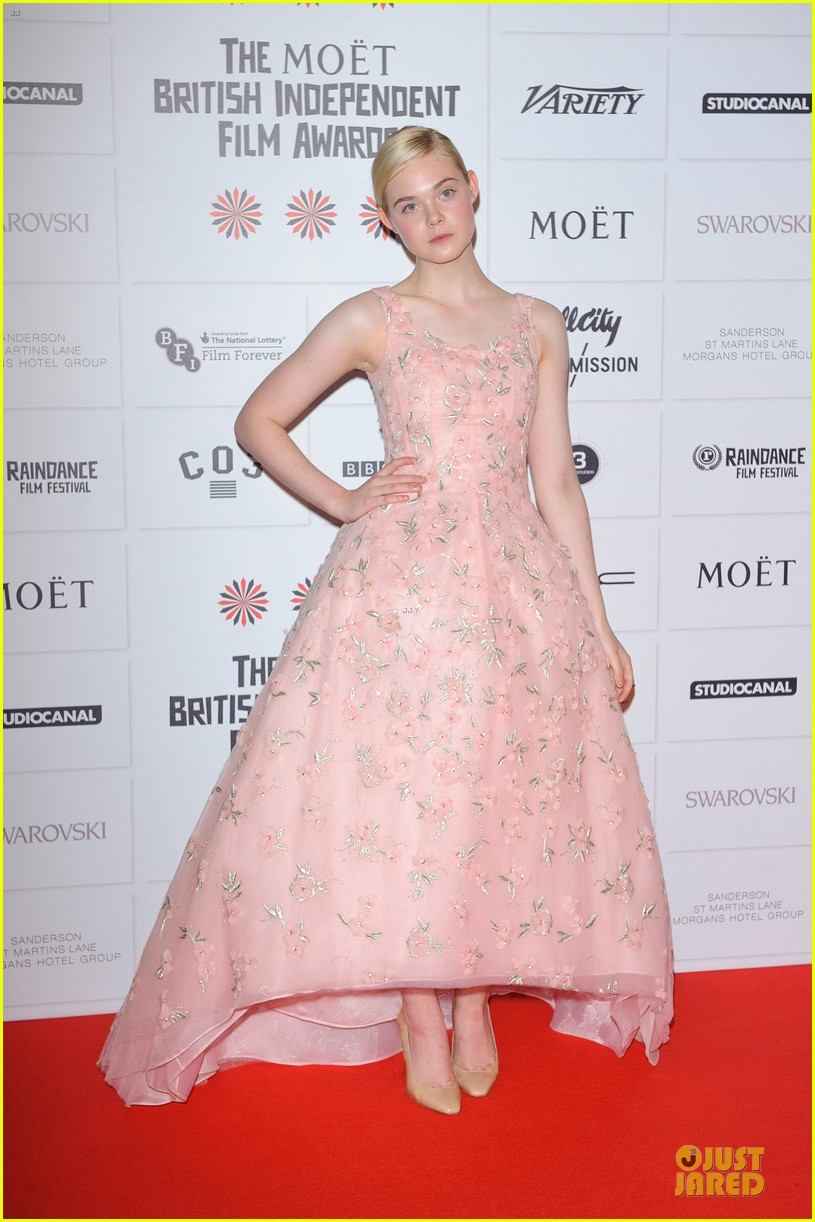 elle fanning & felicity jones british independent film awards 2012 182772542