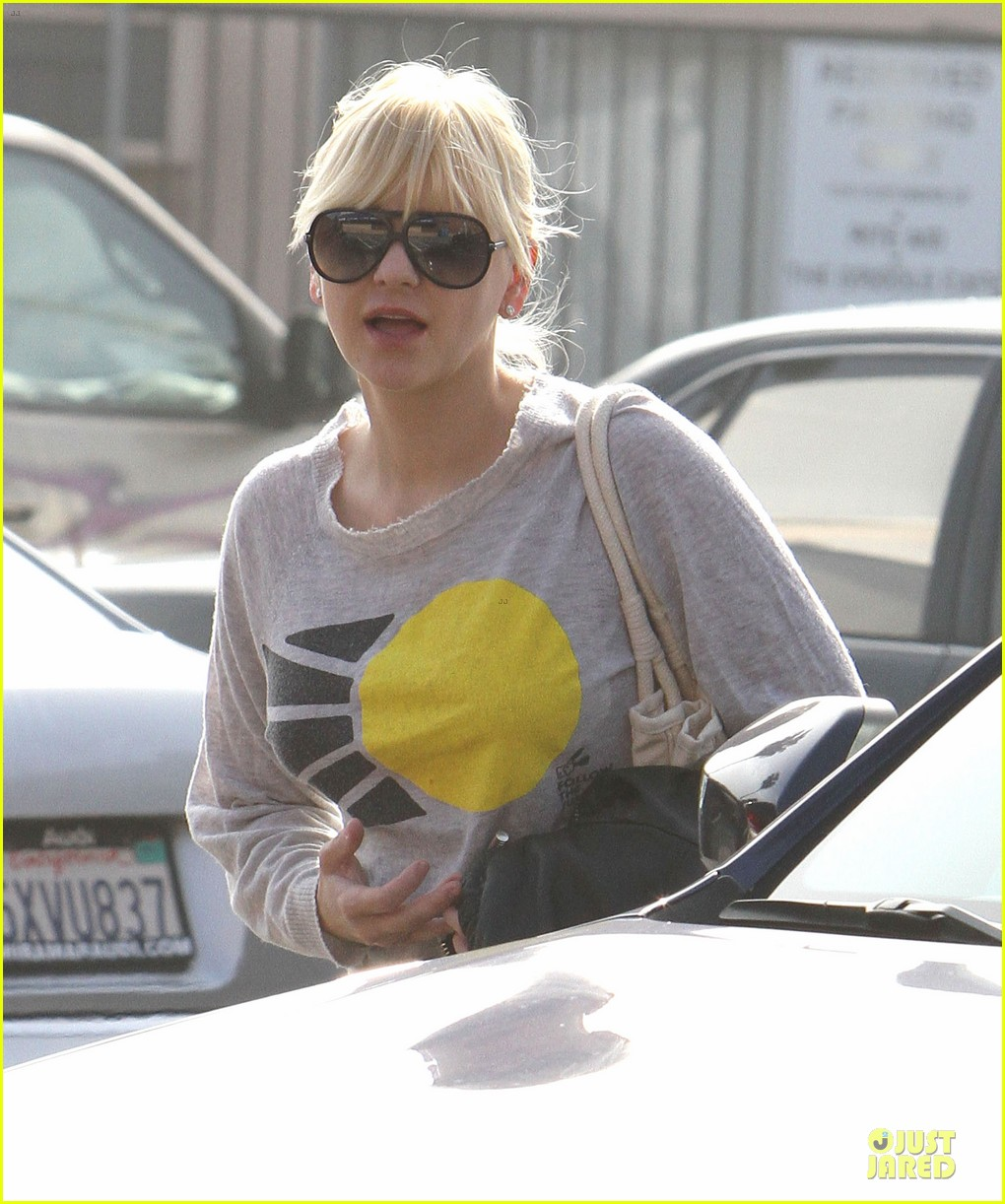anna faris & chris pratt rite aide shopping couple 062772698