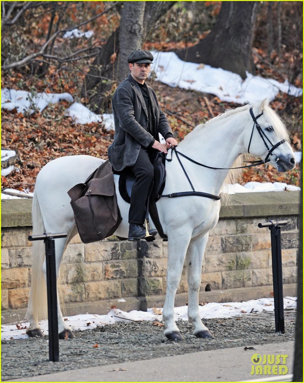 colin farrell horseback riding 272770593