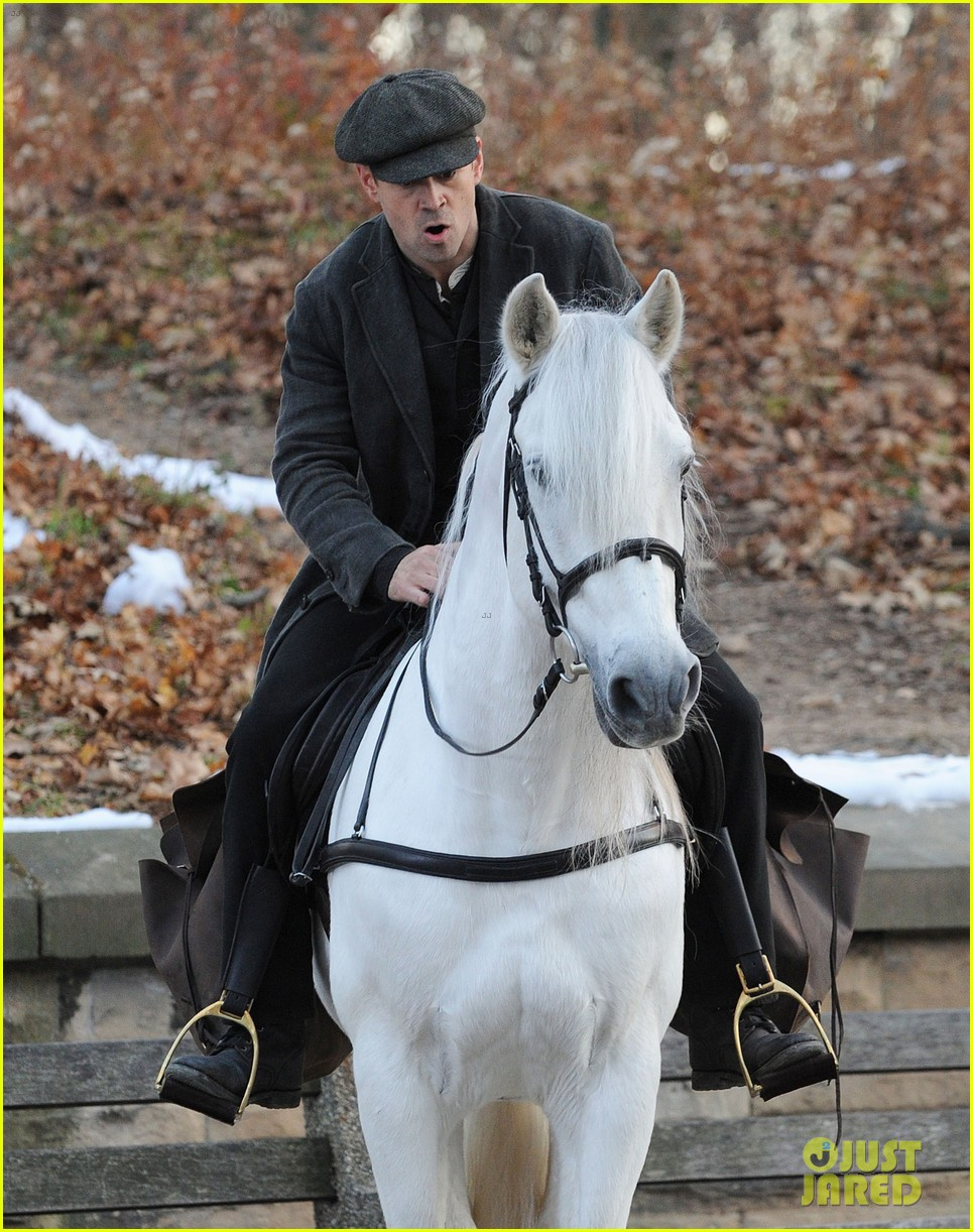 colin farrell horseback riding 29