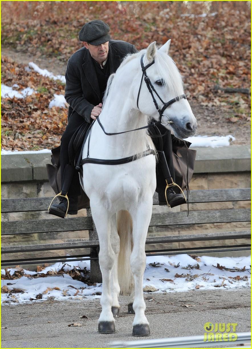 colin farrell horseback riding 302770596