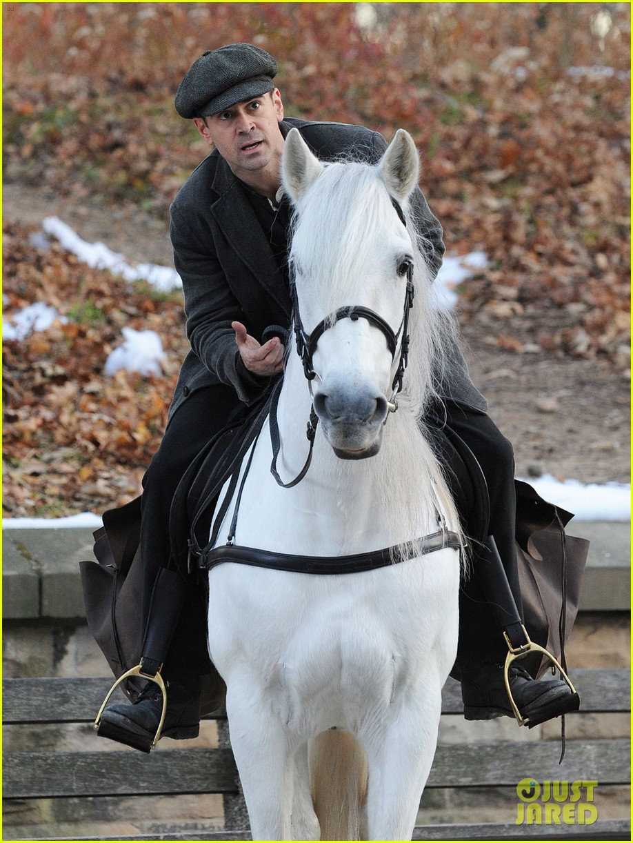 colin farrell horseback riding 312770597