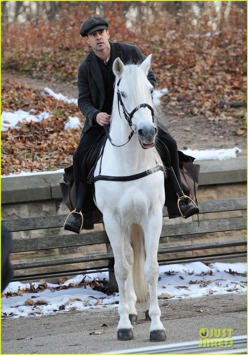colin farrell horseback riding 32
