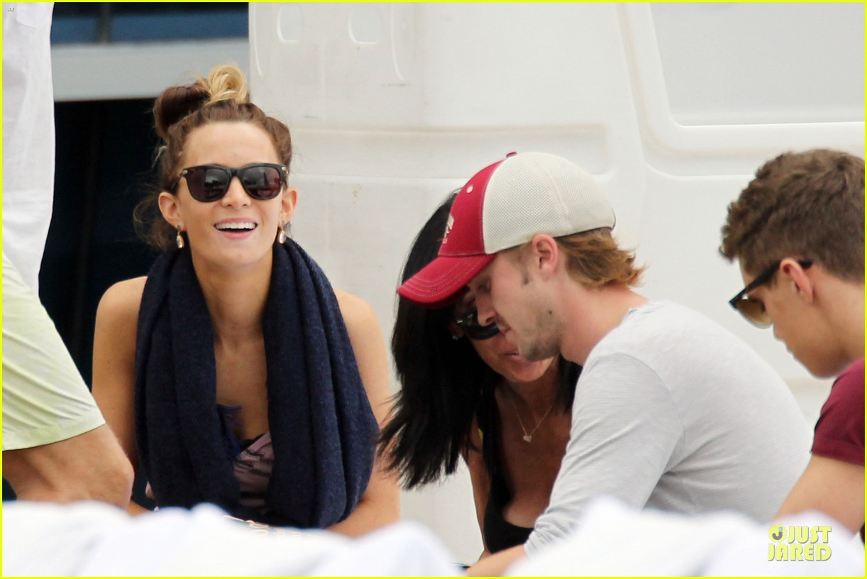 tom felton & jade olivia miami beach lunch 082781941