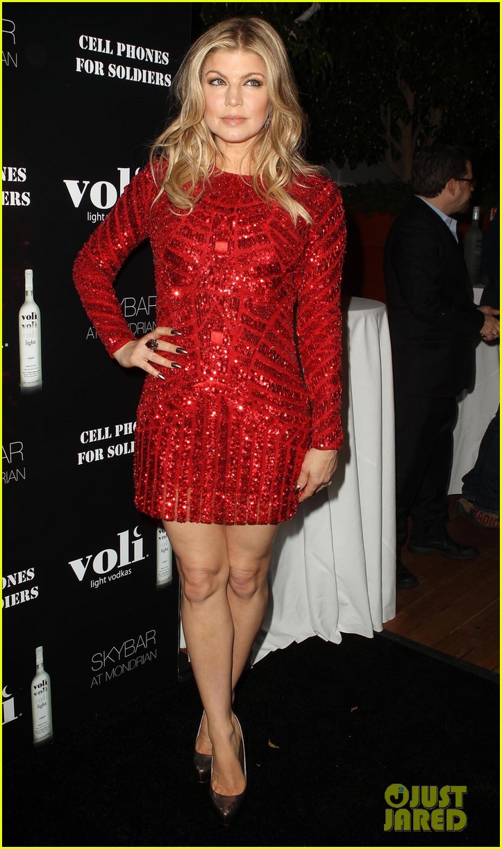 fergie charity holiday party host 062771226