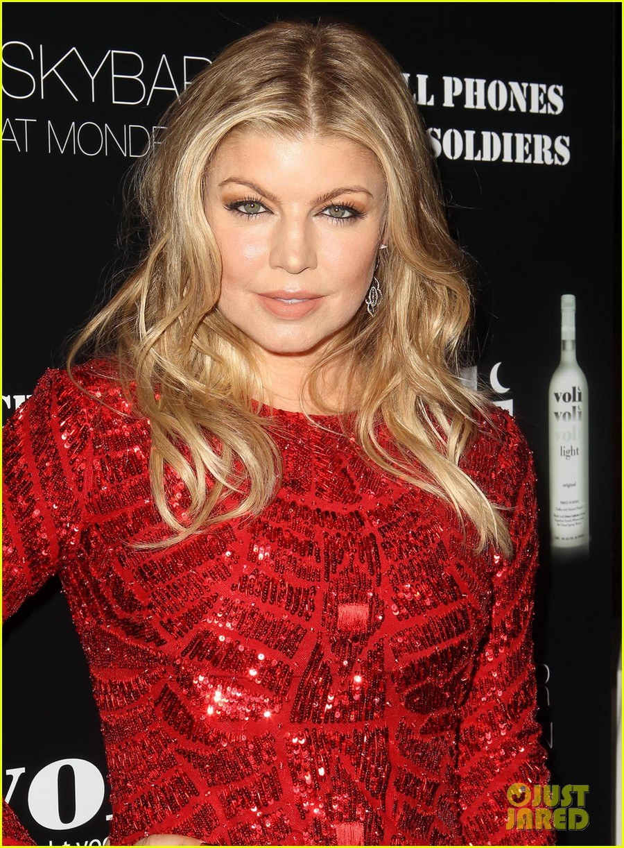 fergie charity holiday party host 122771232