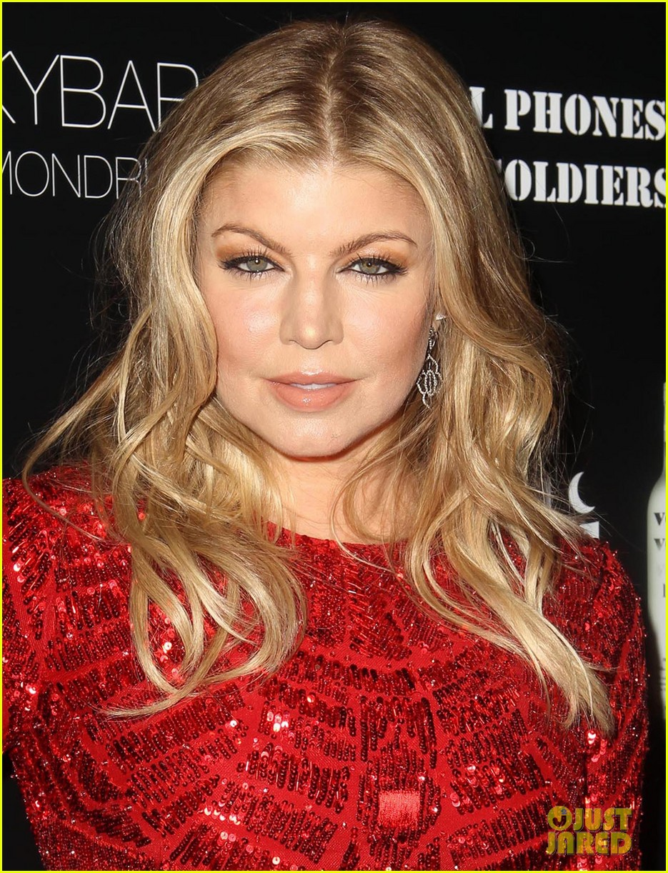 fergie charity holiday party host 132771233