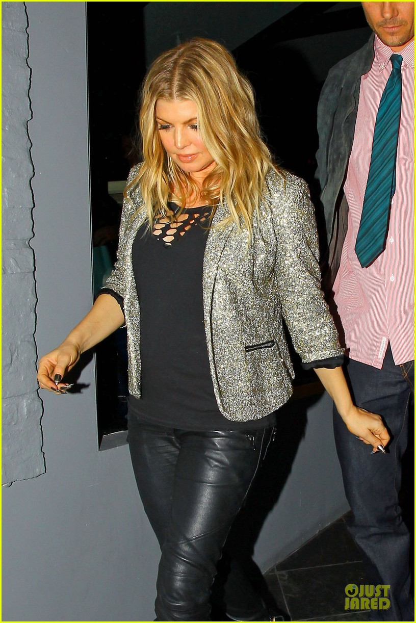 fergie new years eve west coast party host 022776914