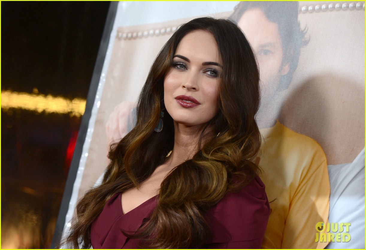 megan fox this is 40 premiere paul rudd 232774981