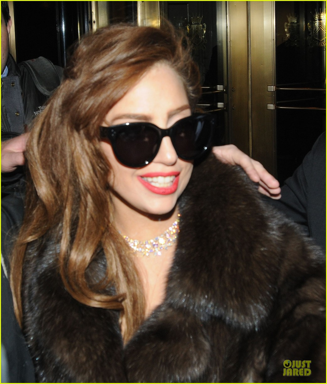 lady gaga had a life dream to sing with the rolling stones 022777095