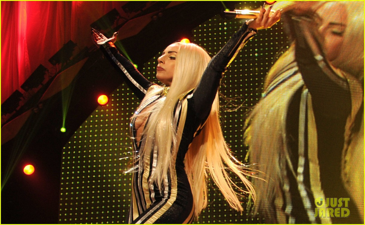 lady gaga rolling stones concert 042776663