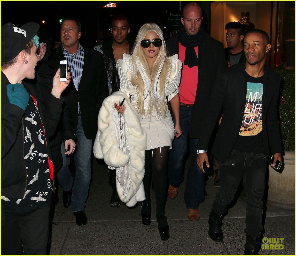 lady gaga rolling stones concert tonight 03