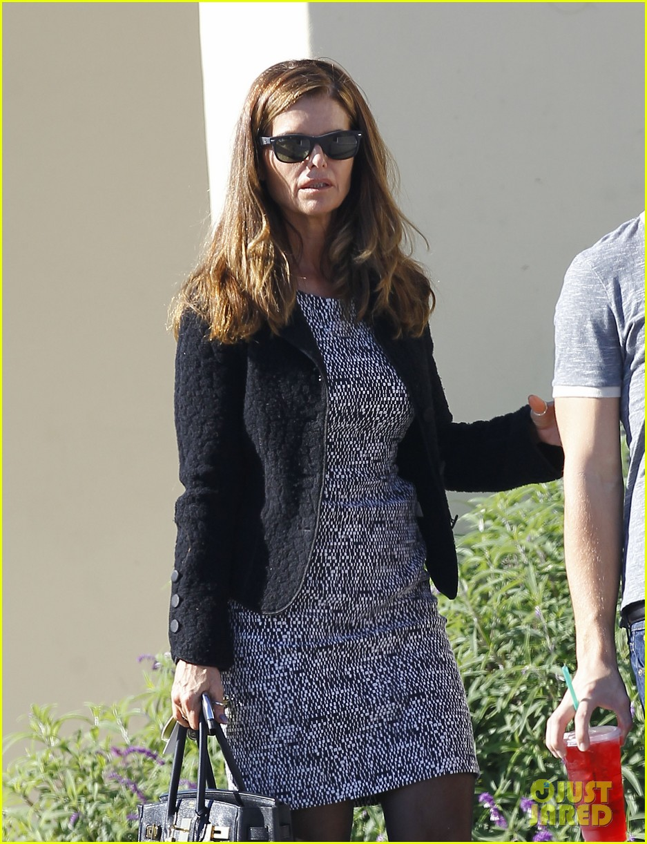 andrew garfield patrick schwarzenegger lakers guys 042773333