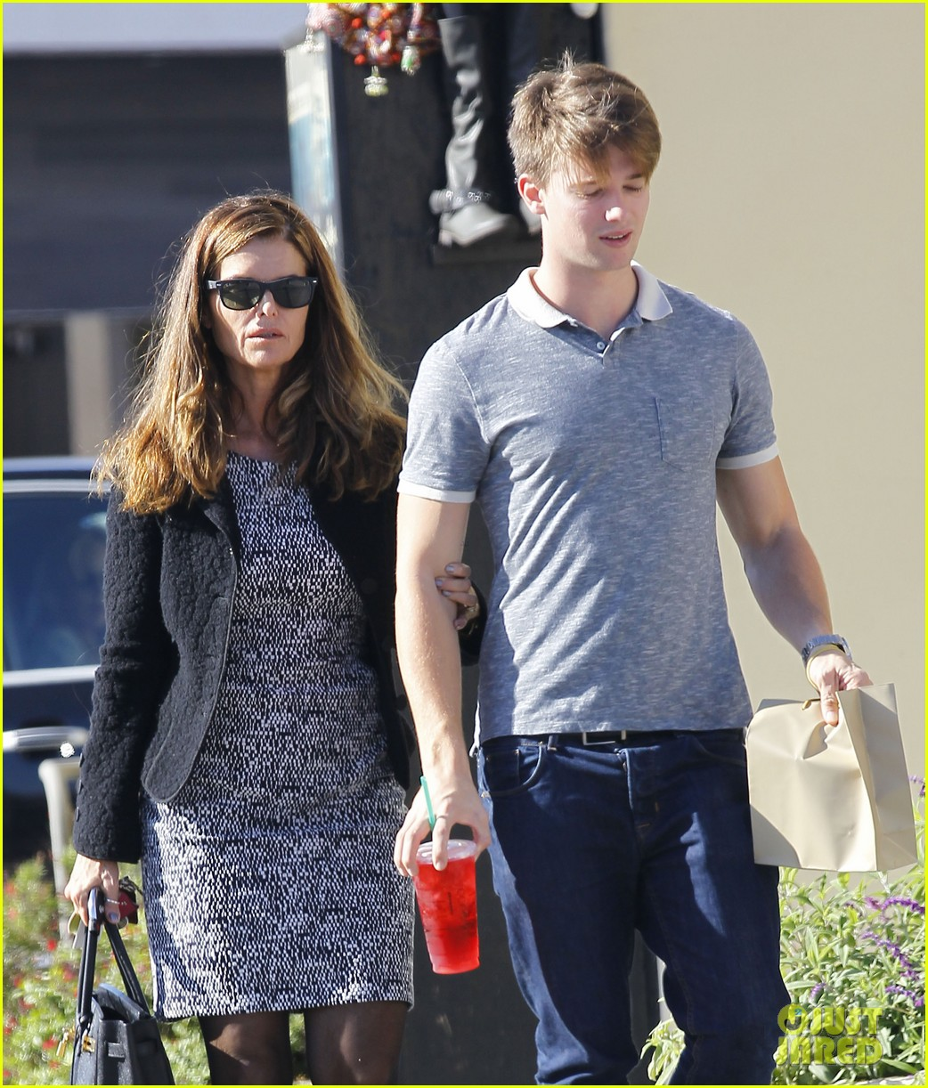 andrew garfield patrick schwarzenegger lakers guys 10