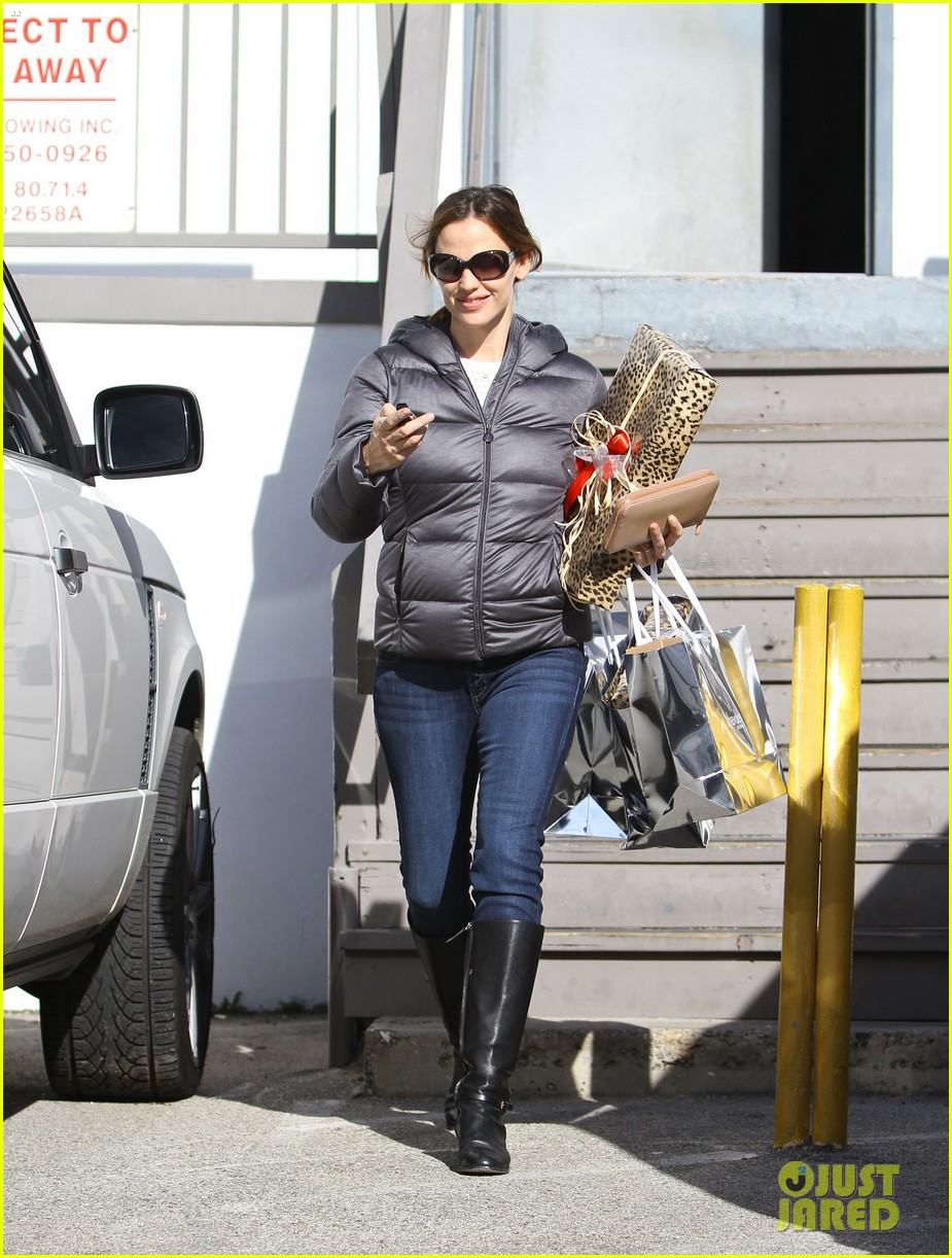 jennifer garner ready for christmas 062779310