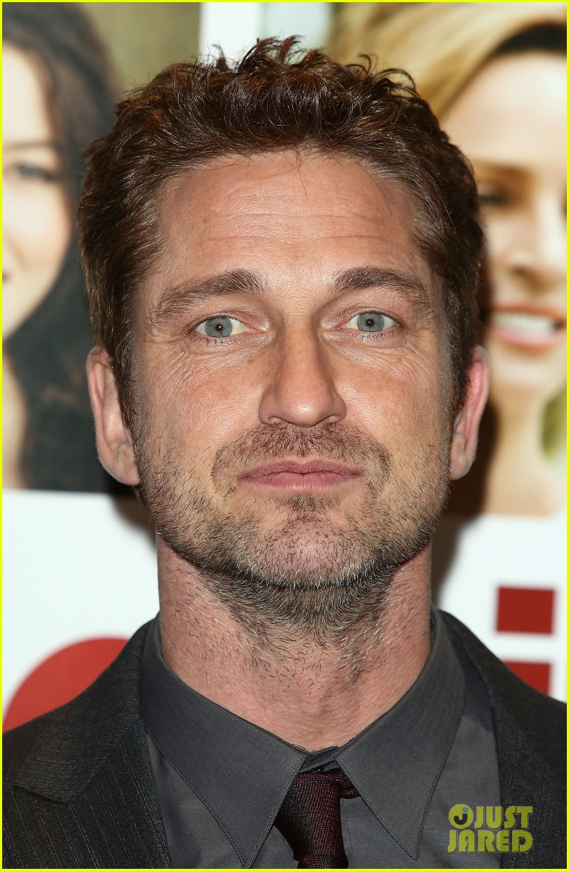 gerard butler playing for keeps london screening 04