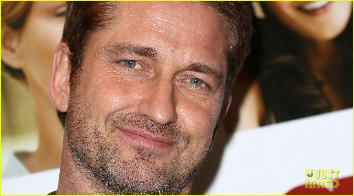 gerard butler playing for keeps london screening 15