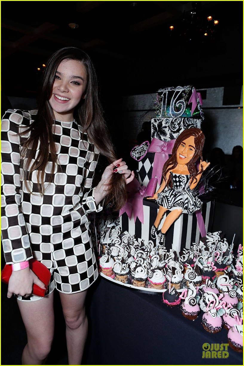 hailee steinfeld sweet 16 celebration 252777390