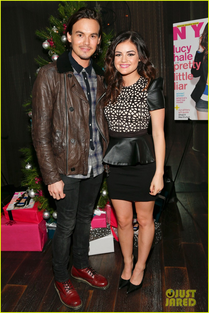 lucy hale zelda williams nylon mag celebration 10