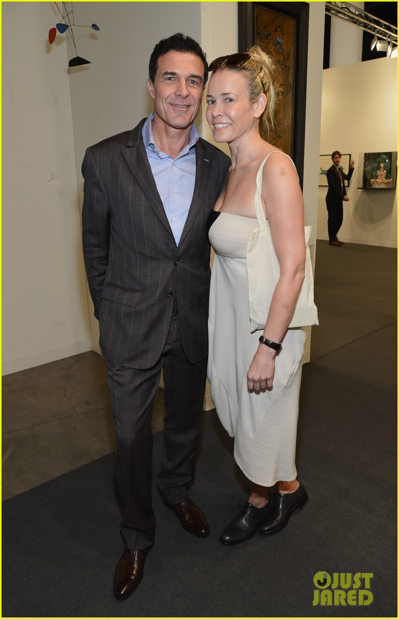 chelsea handler art basal miami beach vip preview 052770396