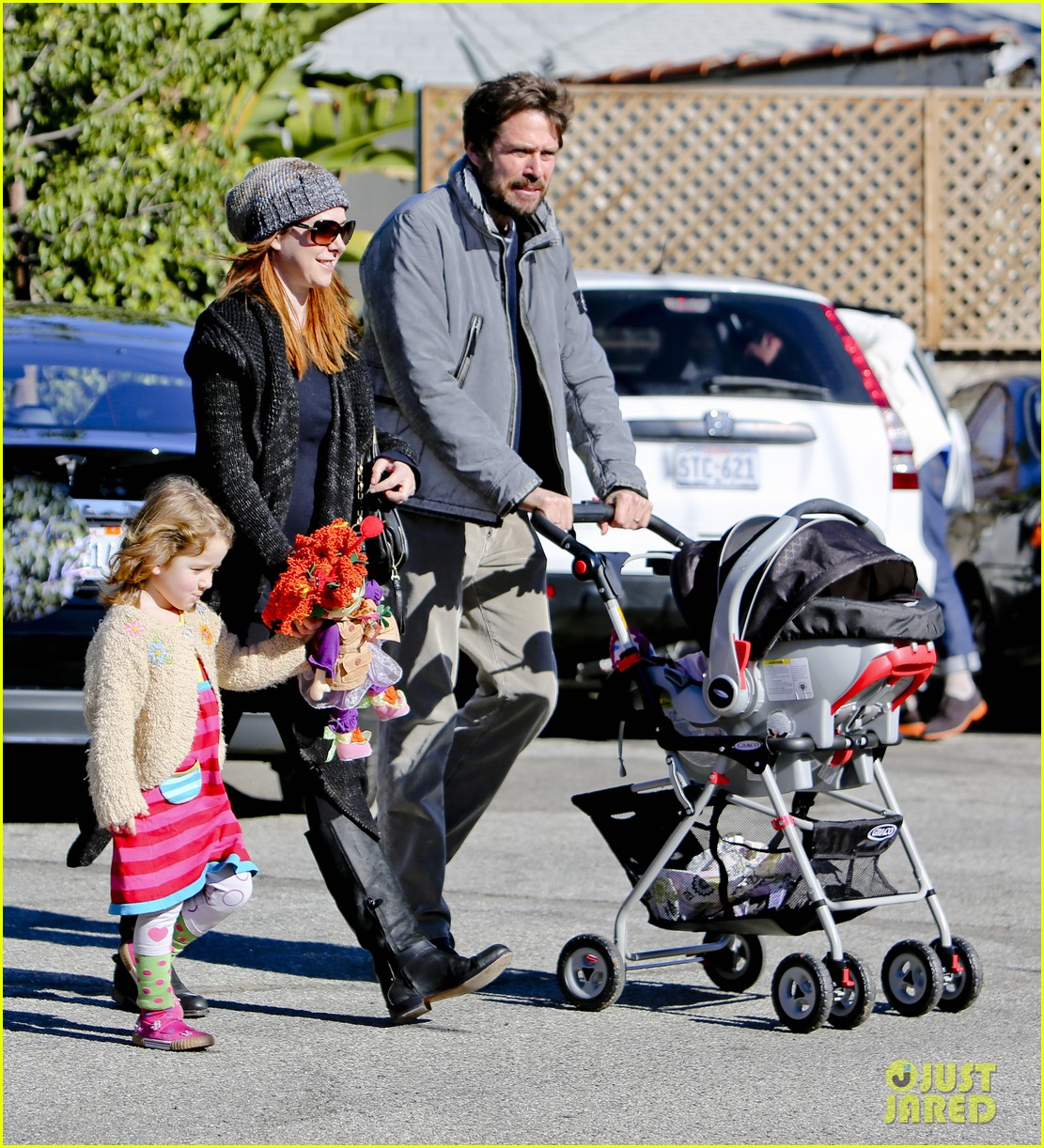 alyson hannigan family day out 13