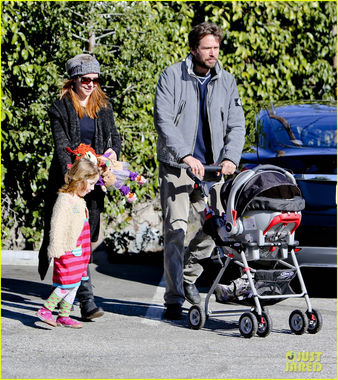 alyson hannigan family day out 142781585