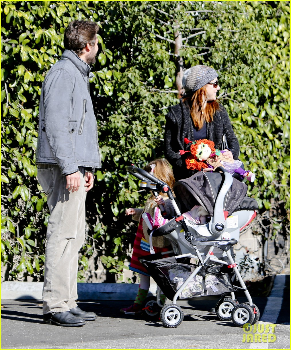 alyson hannigan family day out 172781588
