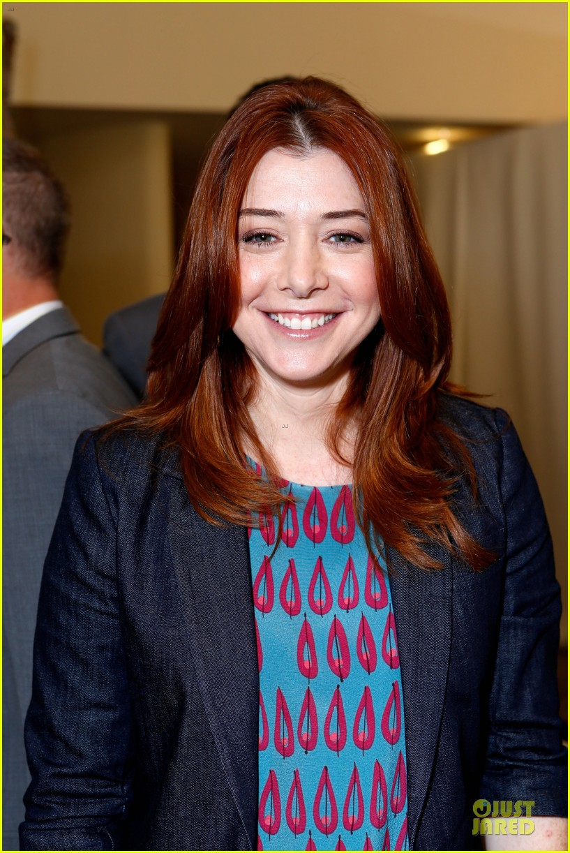 alyson hannigan & tom hanks march of dimes 2012 142771475