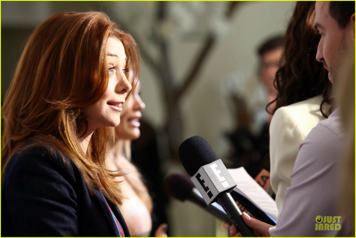 alyson hannigan & tom hanks march of dimes 2012 16