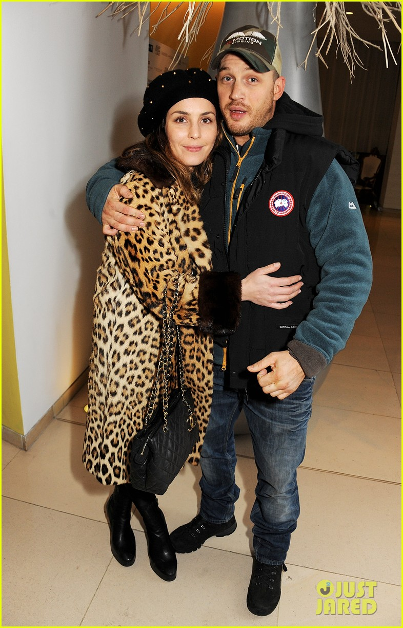 tom hardy noomi rapace english national ballet party 012775485
