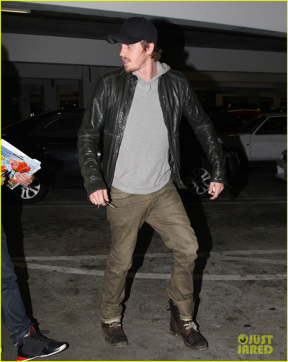 garrett hedlund arclight movie night 022769607