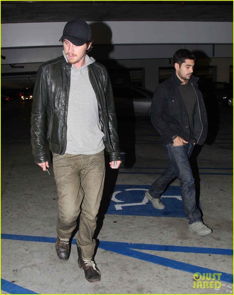 garrett hedlund arclight movie night 062769611