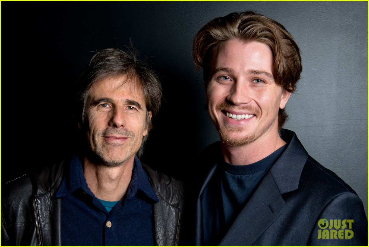 garrett hedlund on the road screening for the wrap 08