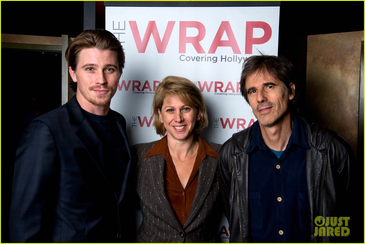 garrett hedlund on the road screening for the wrap 09