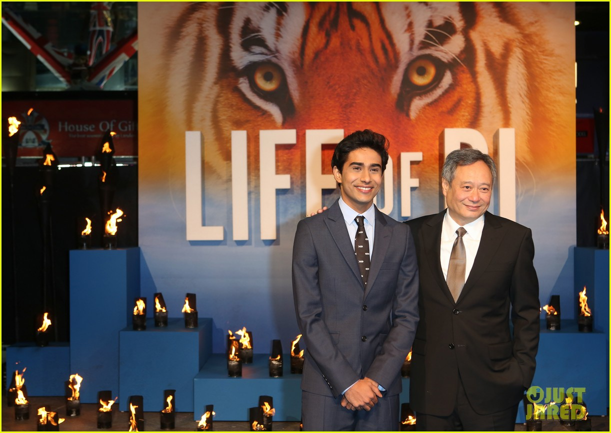 tom hiddleston suraj sharma life of pi uk premiere 092768621