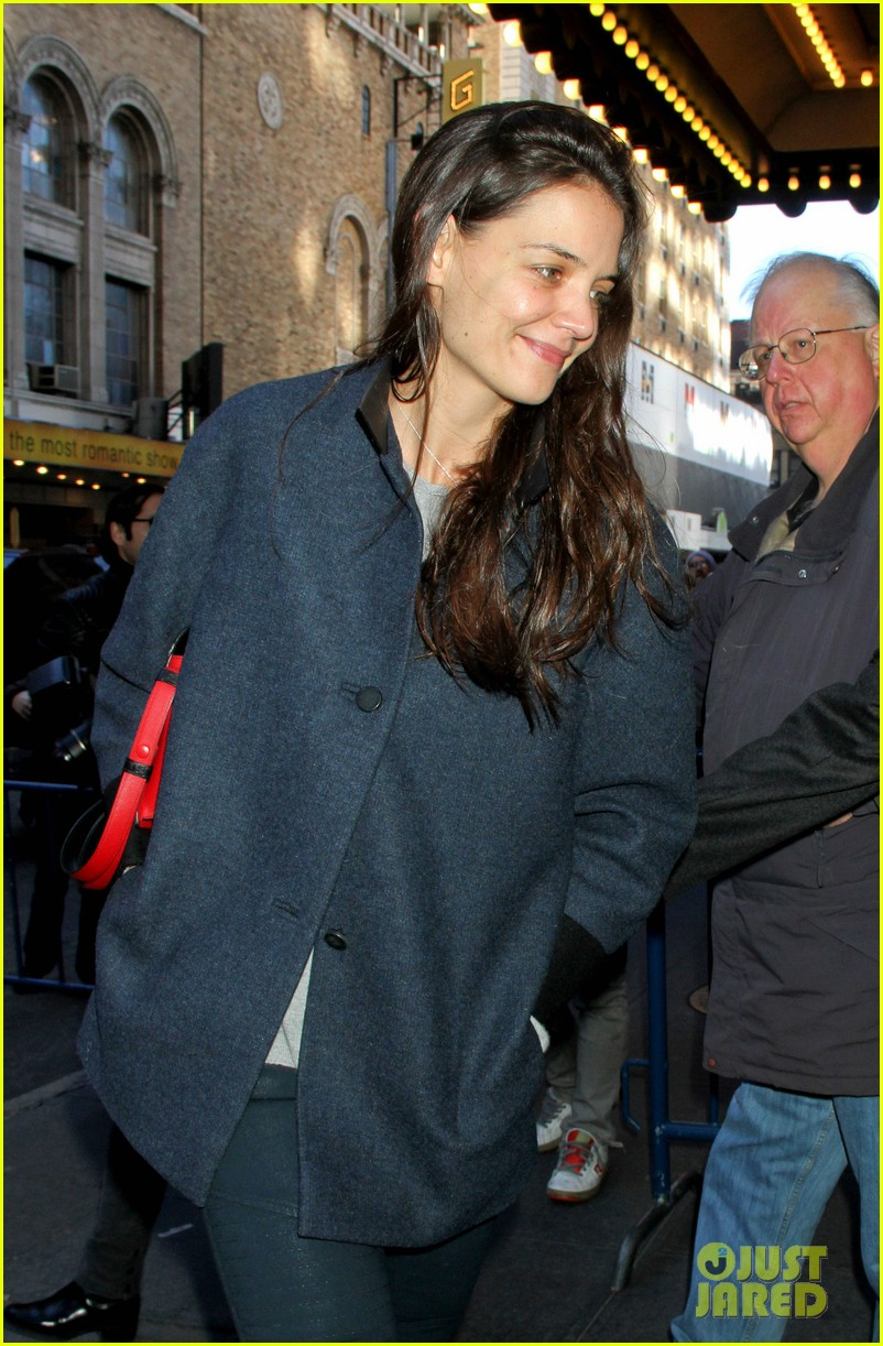 katie holmes back to work after birthday 042778341