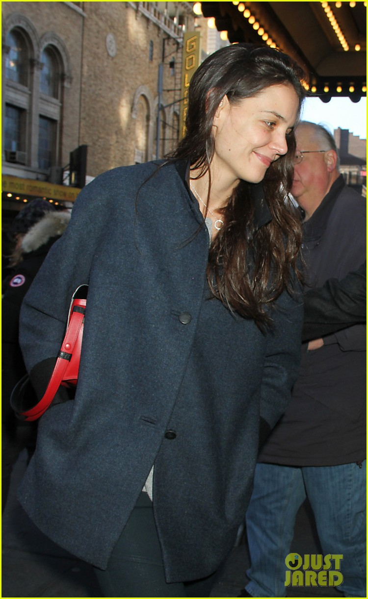katie holmes back to work after birthday 182778355