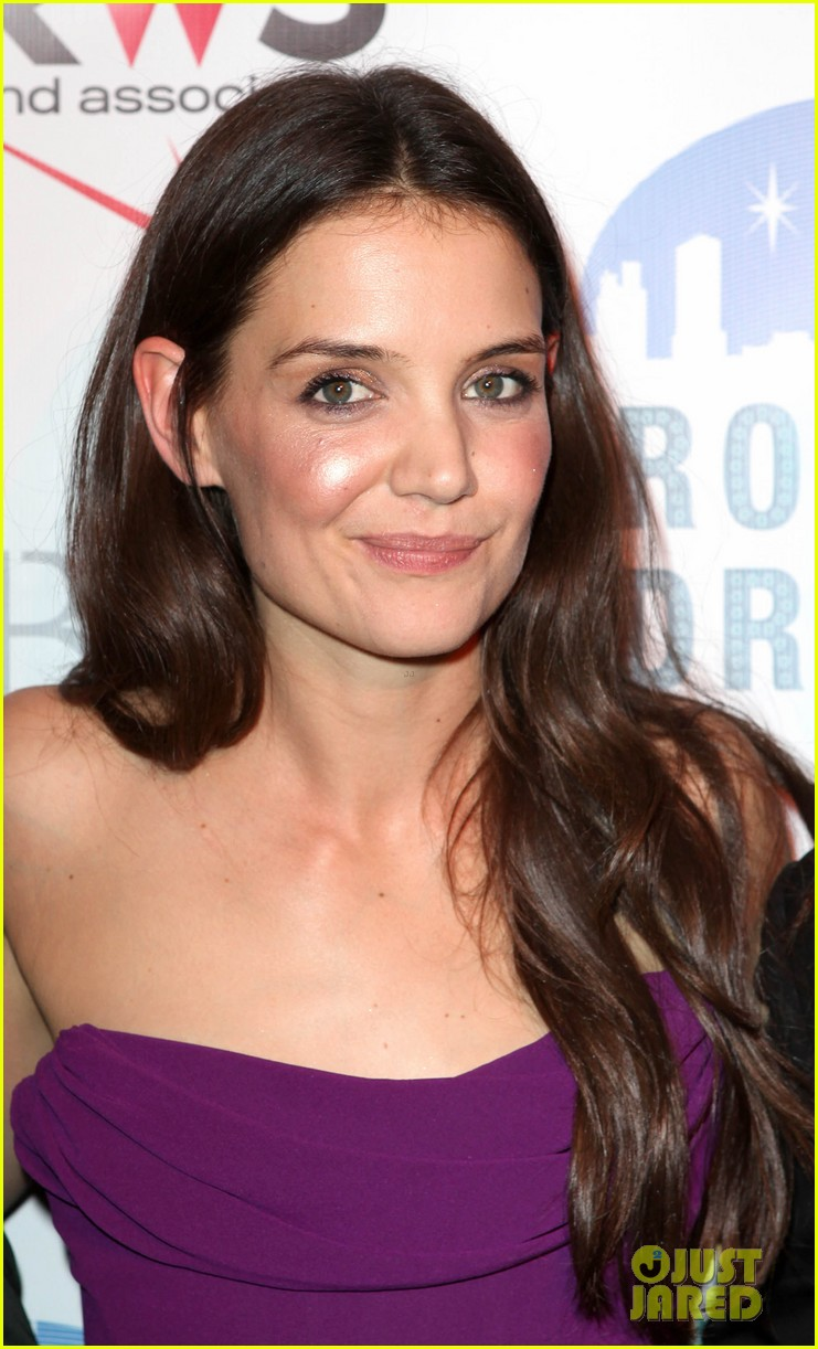katie holmes broadway dreams foundation gala 19