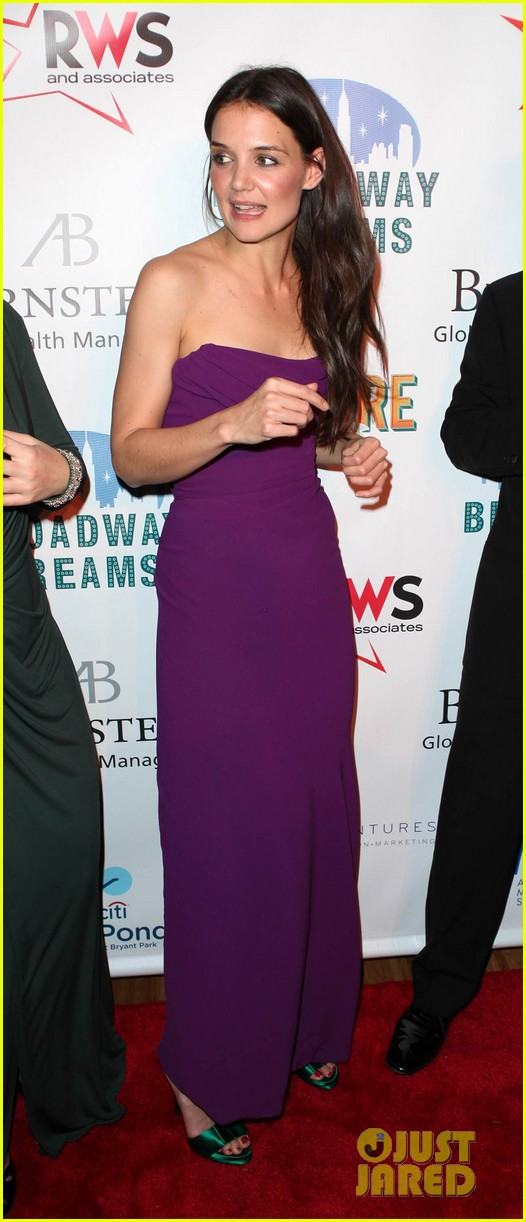 katie holmes broadway dreams foundation gala 282773522