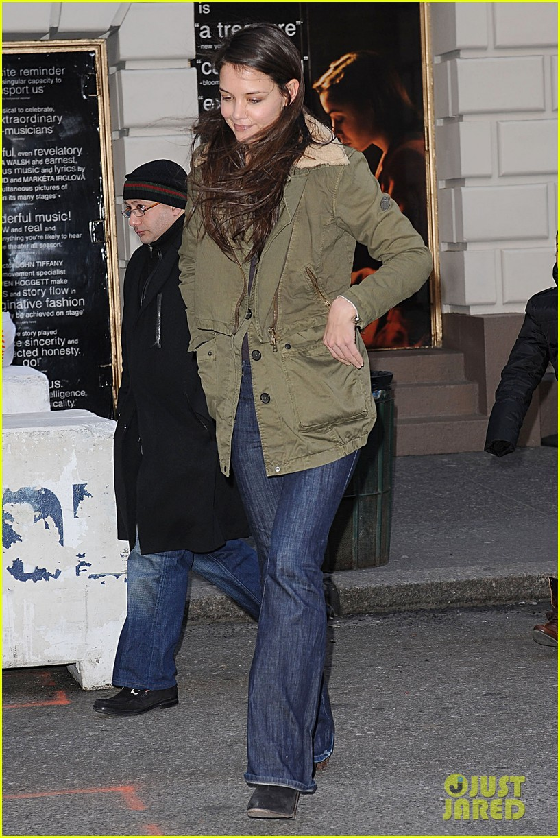 katie holmes dead accounts matinee day 082782493
